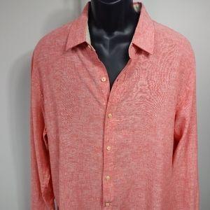 Tasso Elba Mens Shirt